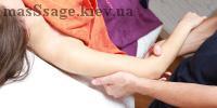 Прийоми класичного масажу