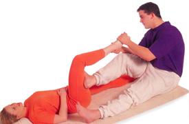 Тайський масаж ніг