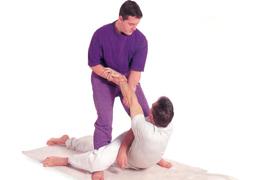 Тайський масаж спини