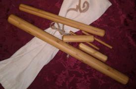 Теплий бамбук