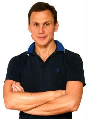 Кирило Чалов масажист